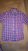 Детская рубашка Ruum из Америки на 12 лет на мальчика.