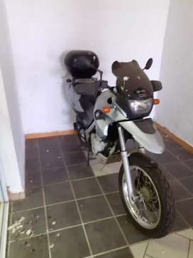 BMW GS 650 for 40 000