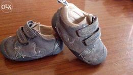 Обувь кожа Clarkc 35грн