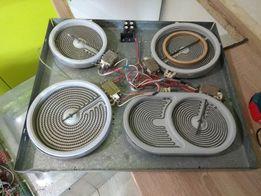 ремонт электрических плит и духовок, пылесосов. электрик профессионал.