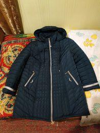 Пальто куртка женская зимняя