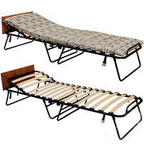 Раскладушка ,раскладная кровать от производителя,с матрасом и без