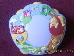 Музыкальная игрушка-прожектор-ночник «Tomy»