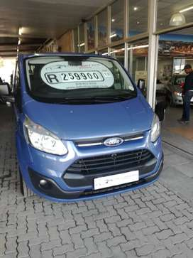 2013 Ford Turneo with full service history, excellent condition &books