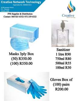 PPE Supplier & Distribution