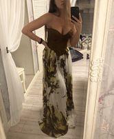 Платье Romanovska М + размер. Выпускное.