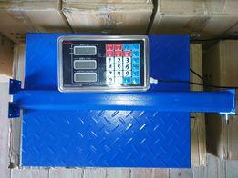 Вага на 350 кг веса весы торговые торгові ваги, металевий корпус Луцьк
