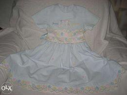 Платье нарядное,очень красивое! 110-114 размер,как новое