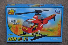 Klocki Cobi Śmigłowiec Rescue Copter 100 el kg kompet 1425 jak Lego
