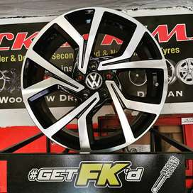 "18"" Vw Clubsport Replica Rims"