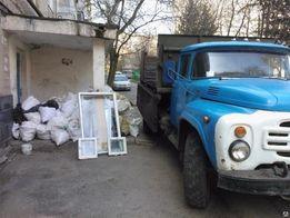 Вывоз мусора, старой мебели и прочего хлама