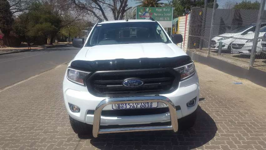2016 FORD RANGER 2.2 4X4 DOUBLE CAB