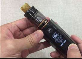 Wismec RX Gen 3 Kit with Gnome Tank SELL/SWOP 4 CELLPHONE