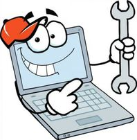 Установка Windows, чистка ноутбука, 1С, ремонт компьютеров