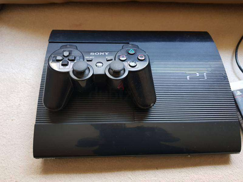 Used PS3 0