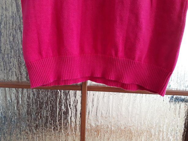 Sukienka, tunika z dzianiny; roz. 140/146 cm; NAME IT Włocławek - image 3