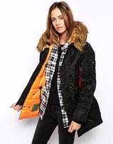 Женские зимние куртки из США