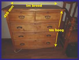 Fooden drawer