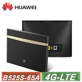 LTE WIFI ROUTER FOR SALE - HUAWEI B525s - 65a