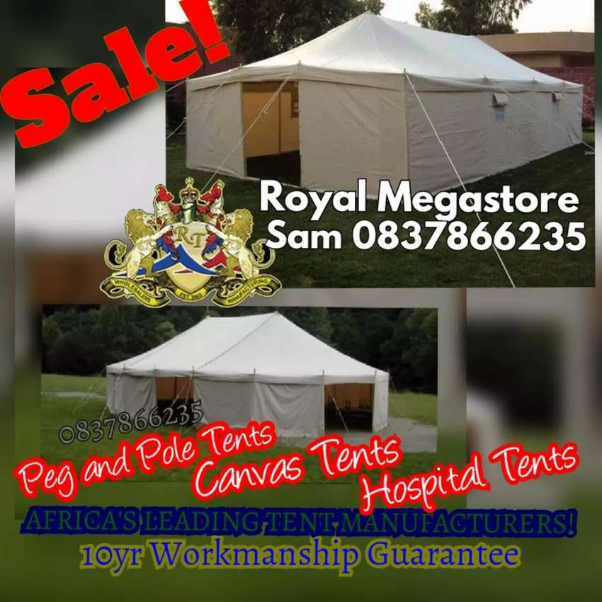 Canvas Tents Gazebo Tents Star Tents Peg and Pole Tents Stretch Tents 0