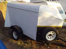 Luggage Trailer 3m Heavy or Light Duty Vehicle