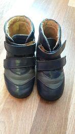 Ортопедические ботинки кожа 15.5см