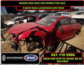 Mazda RX8 stripping for used spares