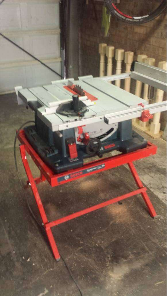 Bosch Professional Table Saw 0