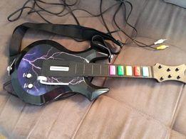 Gitara elektryczna dla dziecka - dzień dziecka