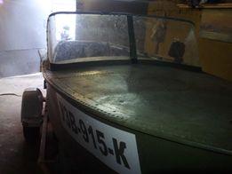 Продам комплект: лодка+прицеп+двигатель+эхолот.