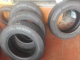 4x235/65/17 Apollo used tyres still in good condition