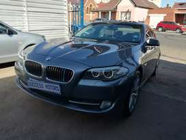 2011 Bmw 520d auto with a sunroof