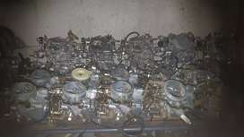 New Golf carburetors !