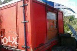 Продаю вагончик-будку дюралюмінієву з автомобіля МЕРСЕДЕС