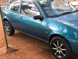 Ford Fiesta on auction