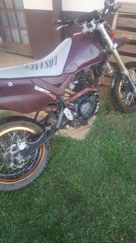 250 bashan offroad to swap for