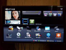 "Телевизор Samsung 32"" 6530 Smart tv, 3D."
