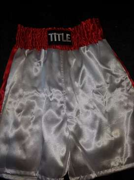 MMA gloves and Boxing shorts