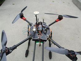 Грузовой дрон коптер квадрокоптер беспилотник для груза камеры видео