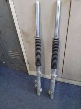 Front shocks new