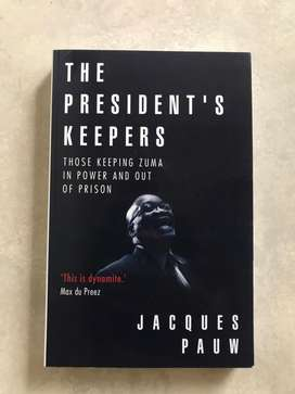 The President's Keepers - New