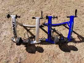 Cycle trainer - Giant cyclotrom mag