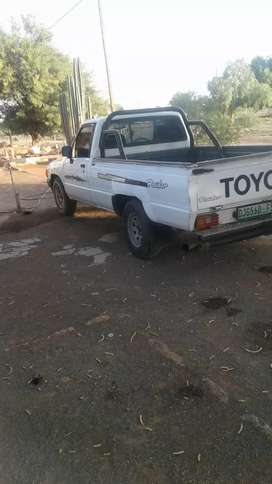 Toyota hilux good condition 2,8 diesel