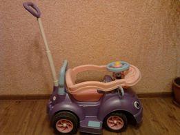 Машина-каталка 4620 рублей.