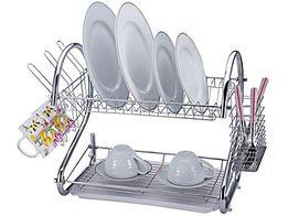 Новая сушка,сушилка для посуды 53x24x39 см Edenberg настольная
