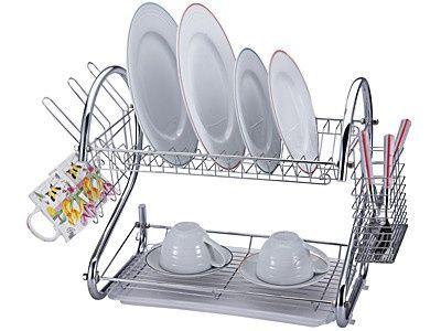 Новая сушка,сушилка для посуды 53x24x39 см Empire настольная Харьков - изображение 1