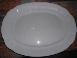 Старинное блюдо т-ва М.С.Кузнецова в Будах