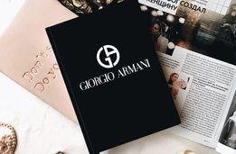 Ежедневник блокнот GIORGIO ARMANI Стильный подарок для мужчин Есть Опт