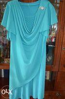 Платье нарядное 52 размер