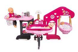 БЕСПЛ. ДОСТАВКА Центр для ухода за куклой Baby Nurse Smoby 220318